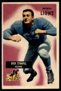 1955 Bowman #36 Dick Stanfel EX++ Excellent++ RC Rookie