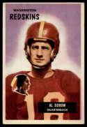 1955 Bowman #77 Al Dorow VG Very Good