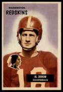 1955 Bowman #77 Al Dorow EX/NM