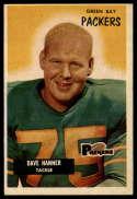 1955 Bowman #131 Dave Hanner EX Excellent