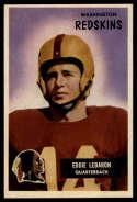 1955 Bowman #26 Eddie LeBaron EX++ Excellent++