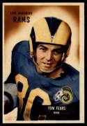 1955 Bowman #43 Tom Fears EX++ Excellent++