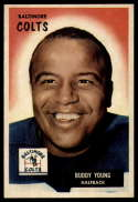 1955 Bowman #65 Buddy Young EX/NM