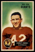 1955 Bowman #16 Charley Conerly VG Very Good
