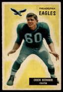 1955 Bowman #158 Chuck Bednarik VG/EX Very Good/Excellent