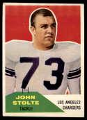 1960 Fleer #14 John Stolte EX++ Excellent++