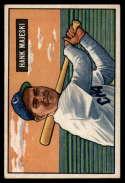 1951 Bowman #12 Hank Majeski EX Excellent