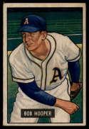 1951 Bowman #33 Bob Hooper EX Excellent RC Rookie