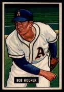 1951 Bowman #33 Bob Hooper EX++ Excellent++ RC Rookie