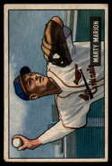 1951 Bowman #34 Marty Marion MG VG Very Good