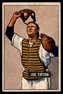 1951 Bowman #82 Joe Tipton EX/NM