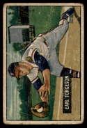 1951 Bowman #99 Earl Torgeson G Good