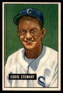 1951 Bowman #159 Bud Stewart EX Excellent