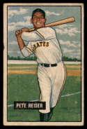 1951 Bowman #238 Pete Reiser G Good