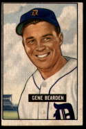 1951 Bowman #284 Gene Bearden G Good
