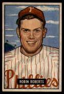 1951 Bowman #3 Robin Roberts EX Excellent