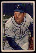 1952 Bowman #10 Bob Hooper G Good