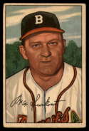 1952 Bowman #12 Max Surkont VG Very Good RC Rookie