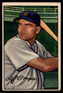 1952 Bowman #13 Cliff Mapes VG Very Good
