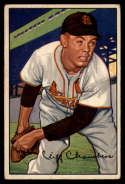 1952 Bowman #14 Cliff Chambers EX Excellent