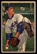 1952 Bowman #16 Turk Lown EX Excellent RC Rookie