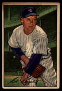 1952 Bowman #17 Ed Lopat VG Very Good