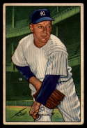1952 Bowman #17 Ed Lopat VG/EX Very Good/Excellent