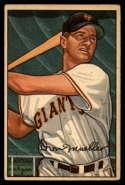 1952 Bowman #18 Don Mueller EX Excellent
