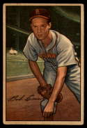 1952 Bowman #19 Bob Cain VG/EX Very Good/Excellent