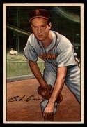 1952 Bowman #19 Bob Cain EX Excellent
