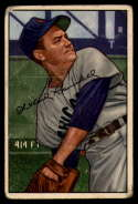 1952 Bowman #22 Willard Ramsdell G/VG Good/Very Good