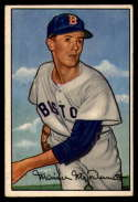 1952 Bowman #25 Mickey McDermott EX Excellent