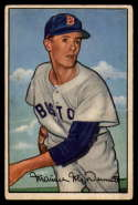 1952 Bowman #25 Mickey McDermott VG Very Good