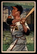 1952 Bowman #28 Roy Hartsfield VG/EX Very Good/Excellent