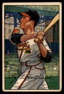 1952 Bowman #28 Roy Hartsfield VG Very Good