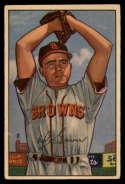 1952 Bowman #29 Ned Garver EX Excellent