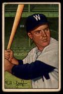 1952 Bowman #31 Eddie Yost G/VG Good/Very Good