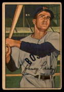 1952 Bowman #45 Johnny Pesky VG Very Good