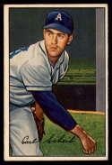1952 Bowman #46 Carl Scheib EX Excellent