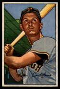 1952 Bowman #47 Pete Castiglione EX Excellent