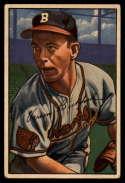1952 Bowman #48 Vern Bickford VG Very Good