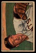 1952 Bowman #49 Jim Hearn VG/EX Very Good/Excellent