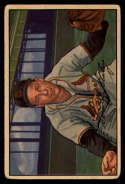 1952 Bowman #50 Jerry Staley VG Very Good