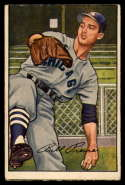 1952 Bowman #54 Billy Pierce VG Very Good