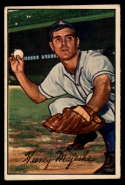 1952 Bowman #58 Hank Majeski VG Very Good