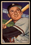 1952 Bowman #60 Sid Gordon VG Very Good