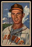 1952 Bowman #61 Tommy Byrne EX Excellent