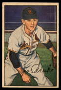 1952 Bowman #62 Joe Presko EX Excellent RC Rookie