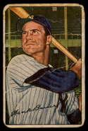 1952 Bowman #65 Hank Bauer P Poor