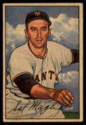 1952 Bowman #66 Sal Maglie EX Excellent